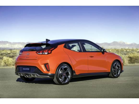 Nuevo Hyundai Veloster, ahora con versión N