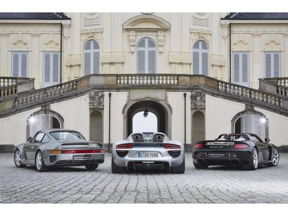 Finaliza la producción del Porsche 918 Spyder