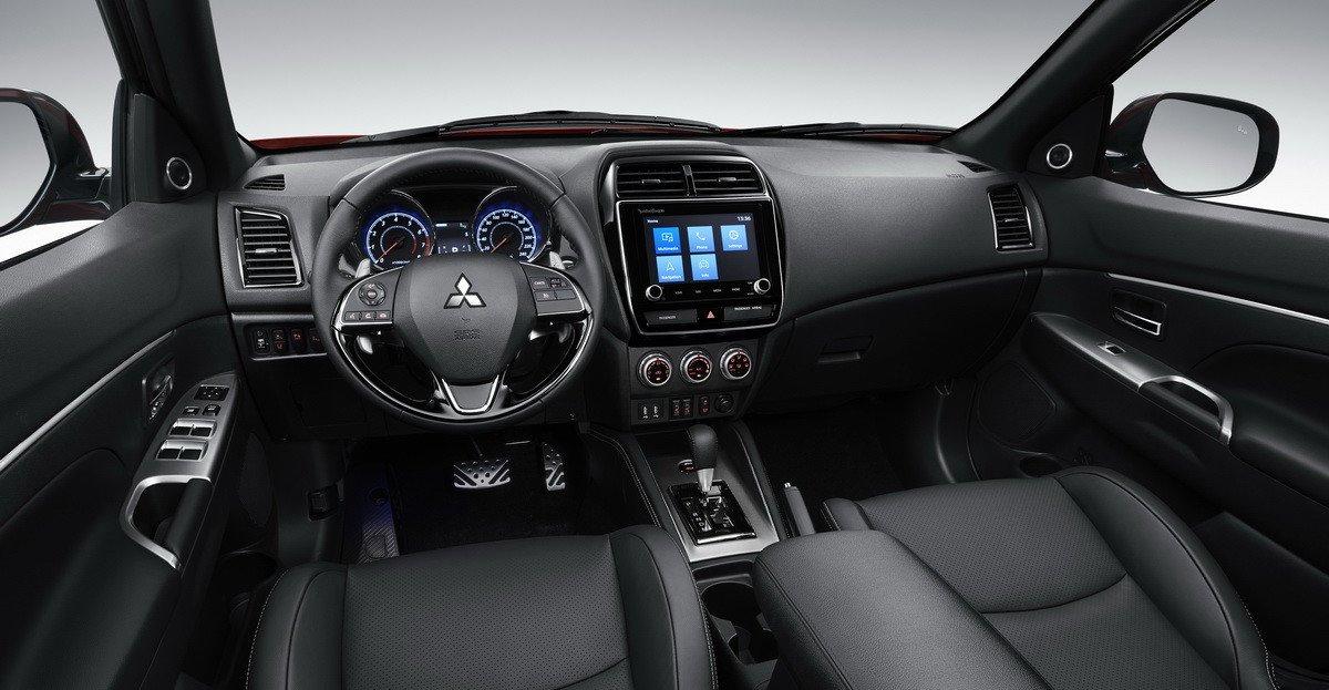 Nuevo Mitsubishi ASX