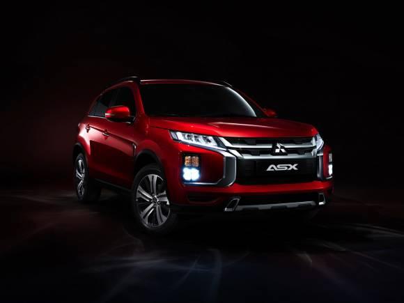 Nuevo Mitsubishi ASX: el pequeño de la familia SUV se renueva