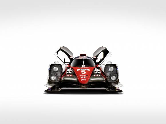 TS050 HYBRID: nuevas esperanzas de Toyota para el WEC 2016