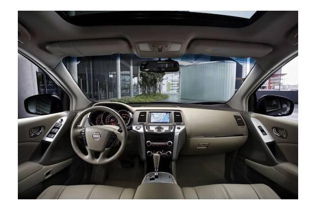 Prueba: Nuevo Nissan Murano, diesel, SUV y Premium