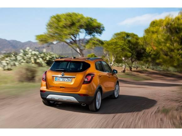 ¿Cuánto cuesta el nuevo Opel Mokka X?