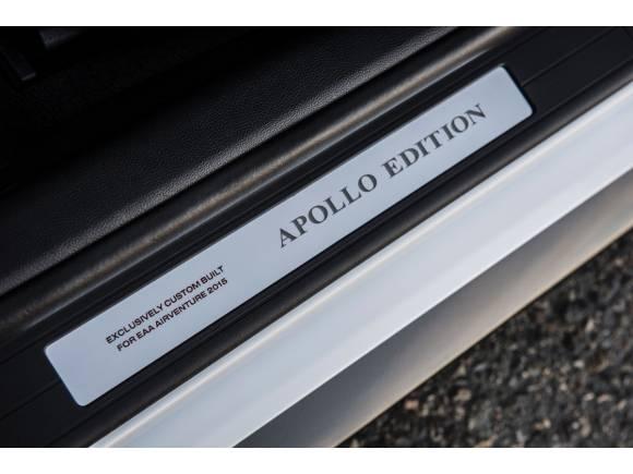 Mustang Apollo Edition, por una buena causa