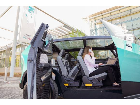 Toyota uBox, el germen de la universidad