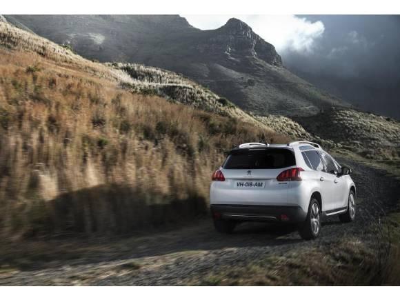 Peugeot 2008: 200.000 unidades fabricadas