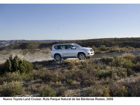 Nuevo Toyota Land Cruiser