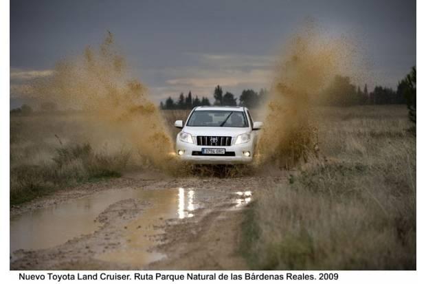 Un coche para meterse en barro....y lo que se disfruta haciéndolo!!!