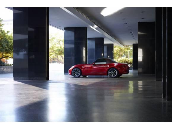 Primeros datos sobre el nuevo Mazda MX-5