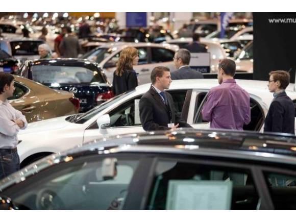 Ranking con las Comunidades en las que más coches usados se venden