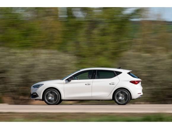 Prueba del nuevo Seat León TGI 2021: motor, precio, opinión,...