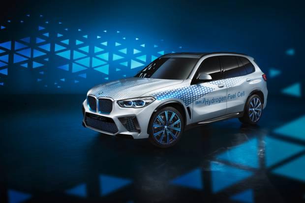 BMW i Hydrogen NEXT: el prototipo que avanza un modelo de hidrógeno