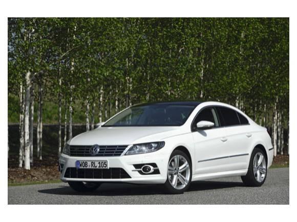 Volkswagen completa la gama R-Line con el Passat, Passat Variant y CC