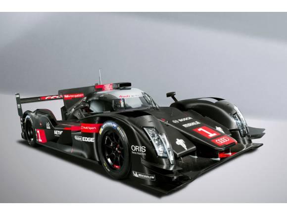 Le Mans: Revolución Audi R18 e-tron quattro