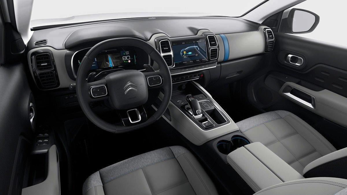 Citroen C5 Aircross Hybrid Concept