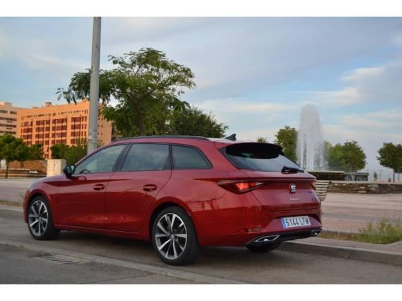 Prueba del nuevo Seat León Sportstourer 2020 FR 1.5 eTSI de 150 CV