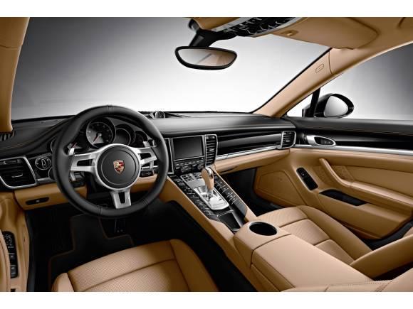 Porsche Panamera Edition, ampliando el equipamiento de serie