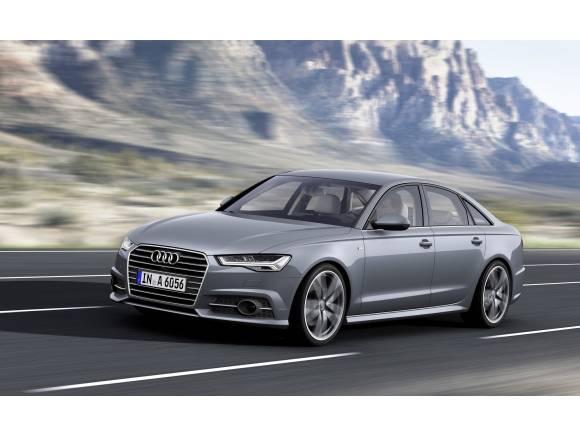 Audi A6: más equipamiento, series especiales y versión TDI quattro S tronic