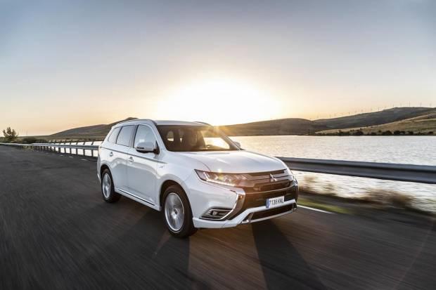 Conducción y ventajas del Mitsubishi Outlander PHEV