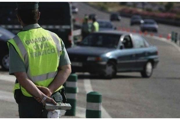 Listado de multas de tráfico con pena de cárcel