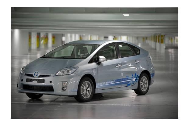 El Toyota Prius enchufable llega a España
