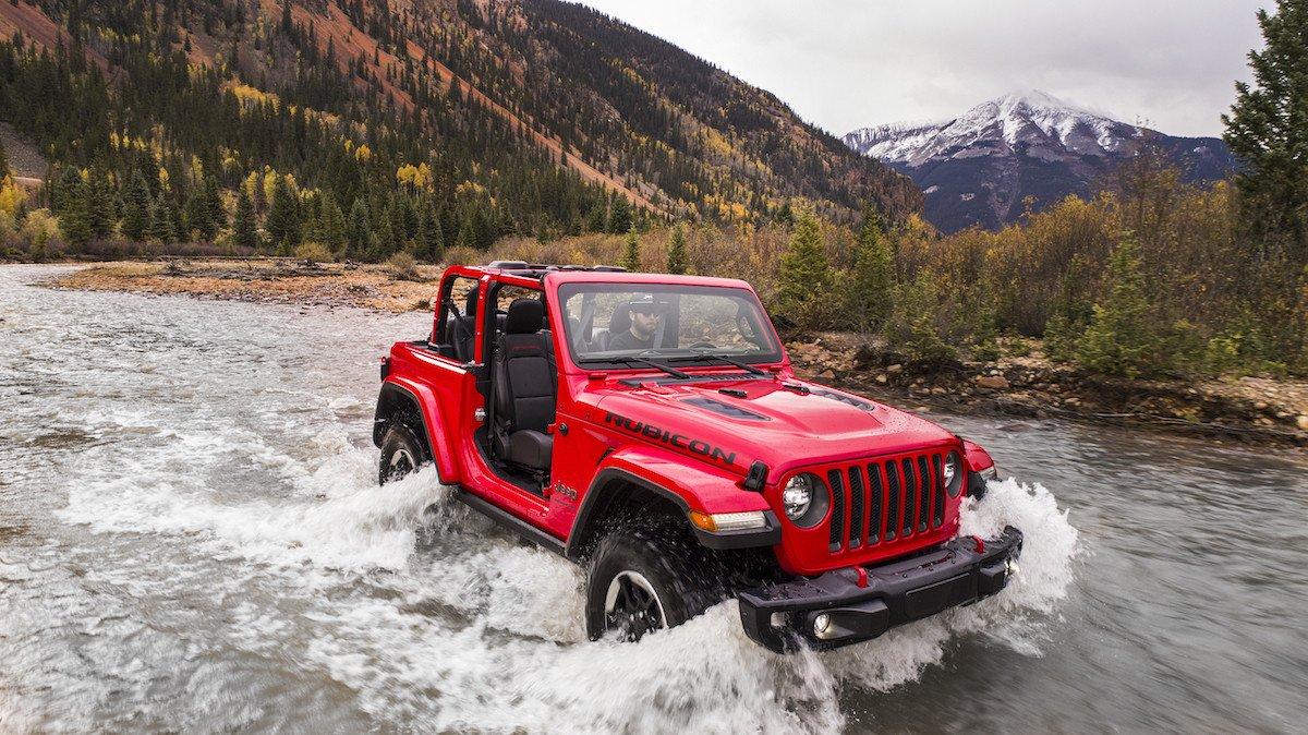 Nuevo Jeep Wrangler 2018
