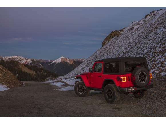 Jeep Wrangler 2018, completamente nuevo