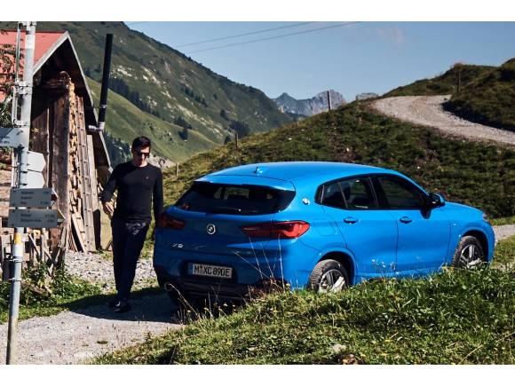 Nuevo BMW X2 xDrive25e: el híbrido enchufable del SUV coupé