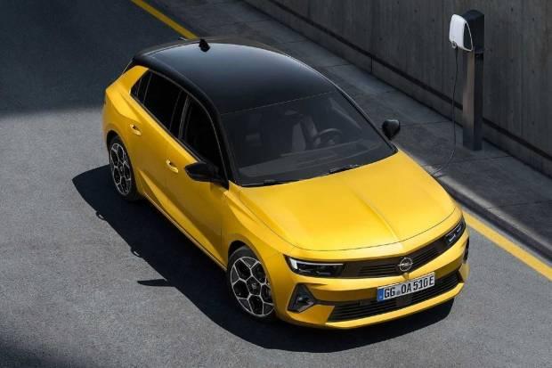 Opel desvela su nuevo Opel Astra y sus planes de electrificación