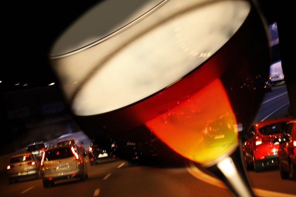 Efectos del alcohol en el organismo al conducir
