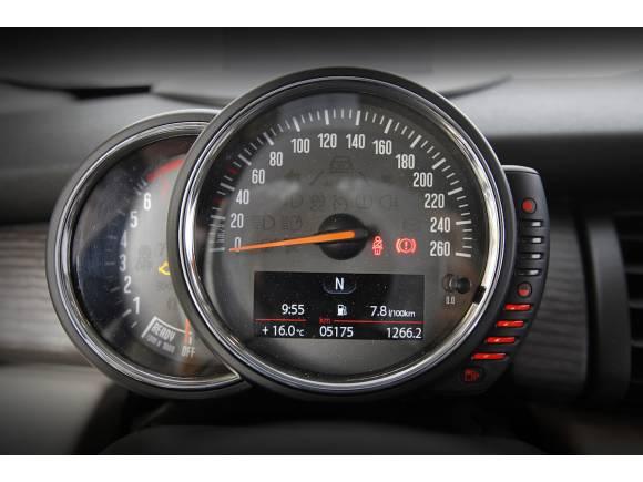 Mini Cooper 136 CV, prueba y opinión