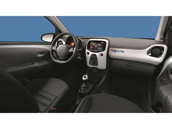 Más personalización para el Peugeot 108 con el acabado