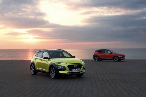 Hyundai Kona: crossover innovador