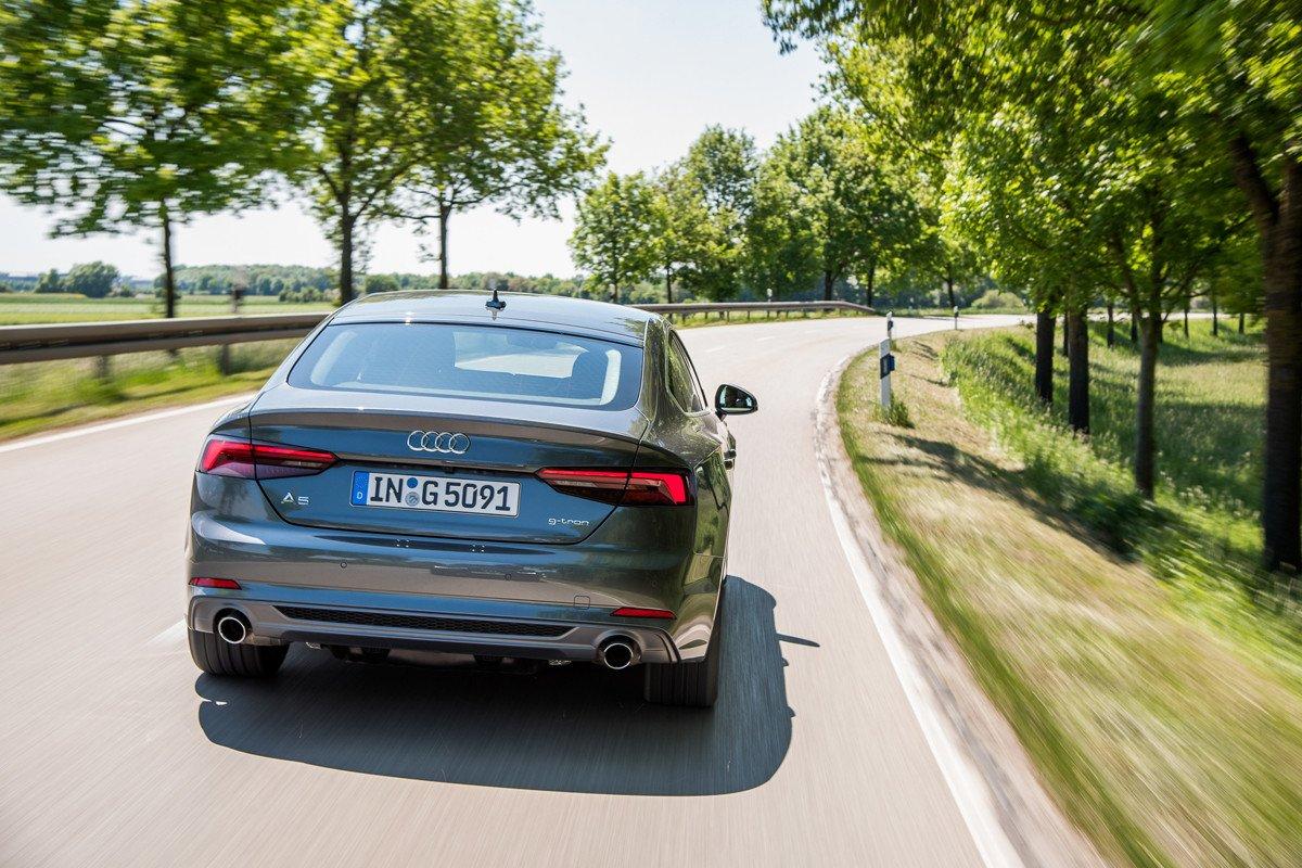 Audi A5 40 g-tron