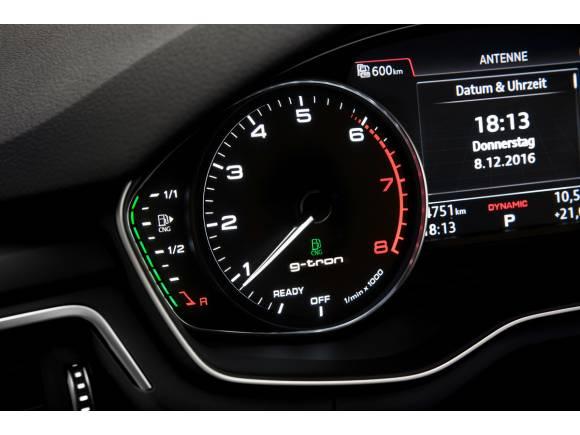 Nuevos Audi A3, A4 Avant y A5 g-tron: la apuesta por el GNC