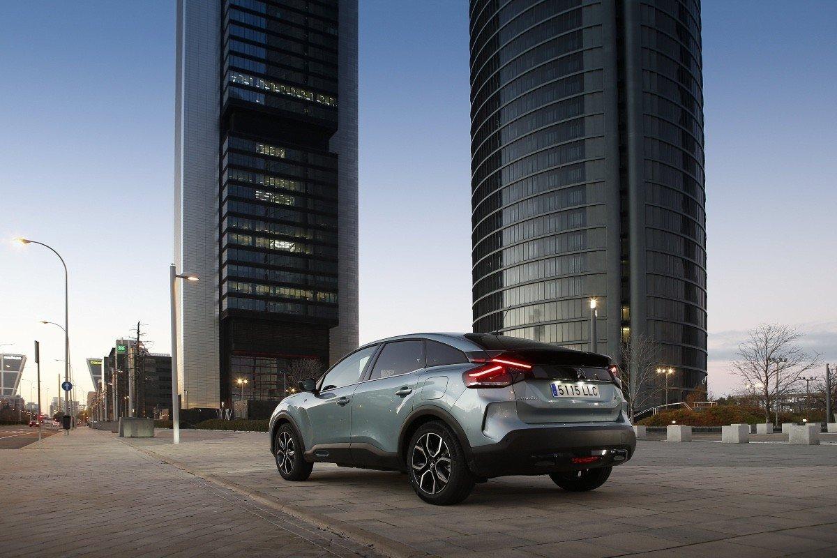 Nuevo Citroën C4 e inventos españoles