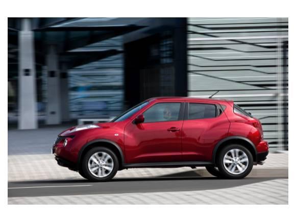 Comprar coche: Nissan Juke, ¿gasolina o Diesel?