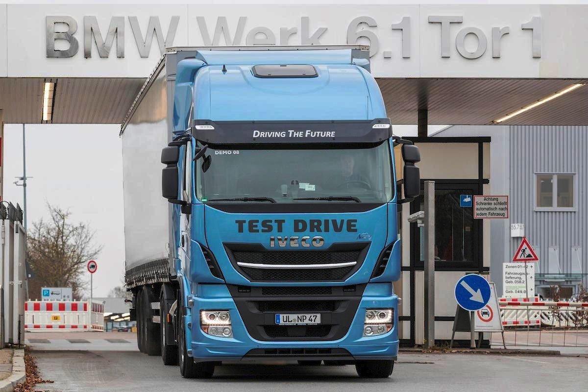 ITV camión
