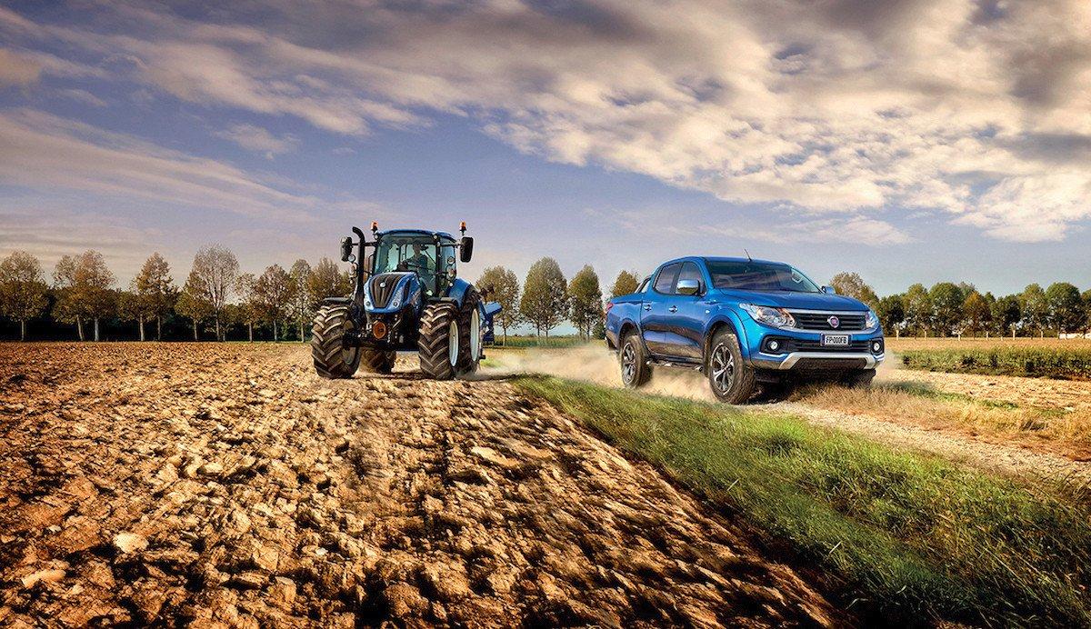 ITV tractor