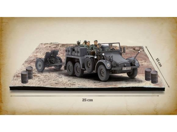 Toda la información sobre la colección coches militares de la Segunda Guerra Mundial