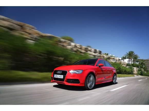 Presentación y prueba de Gama Audi A3