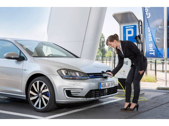 Los coches eléctricos de Volkswagen