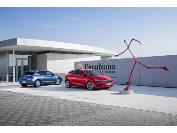 Prueba del nuevo Opel Astra 2016: más ligero y eficiente