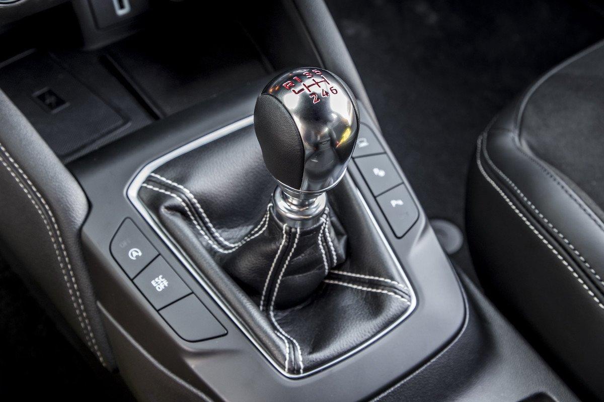 Prueba Ford Focus ST 2019