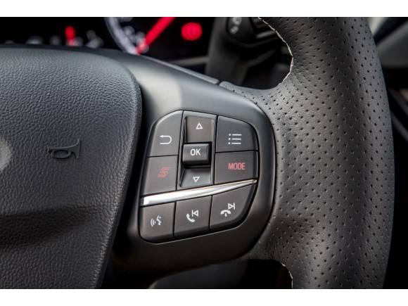 Prueba nuevo Ford Focus ST 2019, con 280 CV y autoblocante electrónico