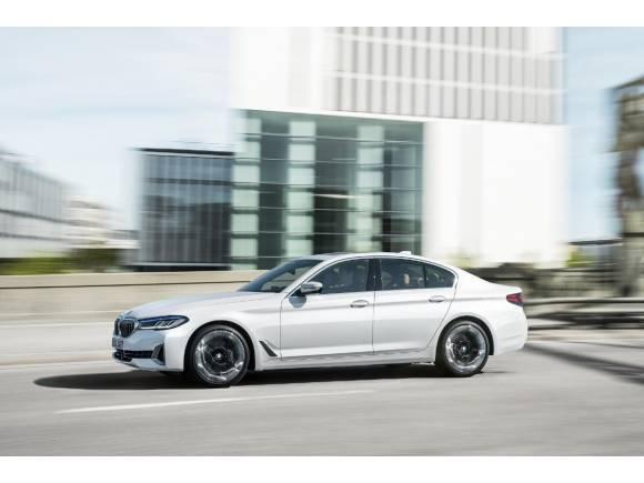 Nuevo BMW Serie 5: te mostramos sus fotos, datos y motores