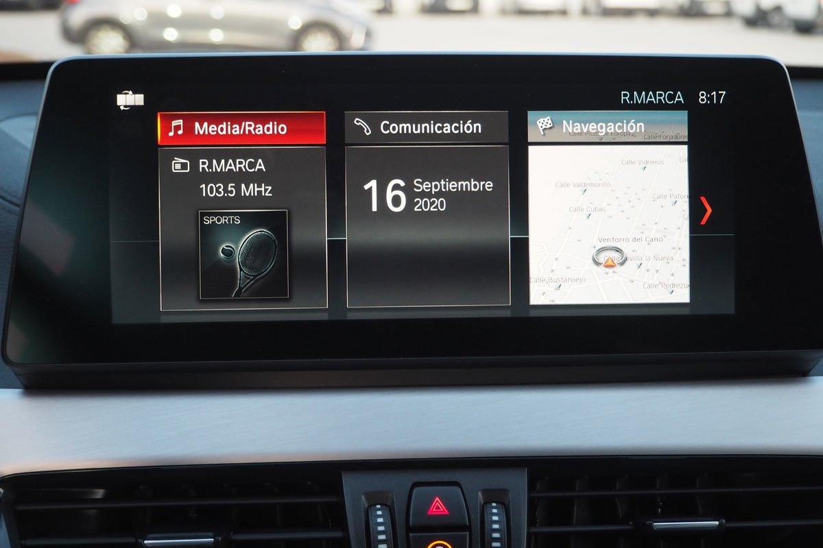 Prueba BMW X1