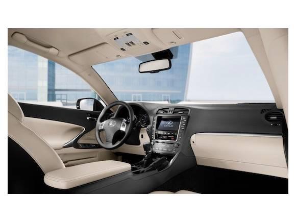 Lexus IS 200d, los Reyes Magos le traen un nuevo motor diésel al IS