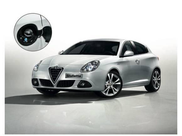 Alfa Romeo Giulietta GLP Turbo: alternativa al diésel