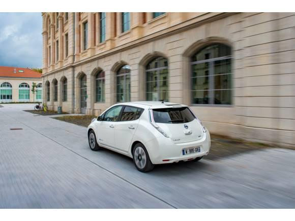 Prueba del nuevo Nissan Leaf, el eléctrico más autónomo